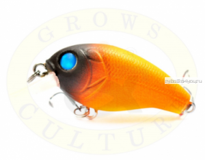 Воблер Grows Culture Laker GC-1171B 40 мм / 3,5 гр / Заглубление: 0,2-0,8м / цвет:  Q14