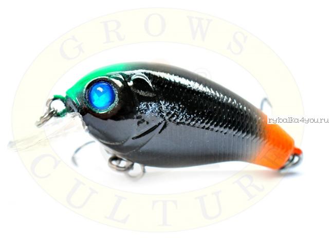 Купить Воблер Grows Culture Laker GC-1173B 35 мм / 2 гр Заглубление: 0,3-0,8м цвет: Q2