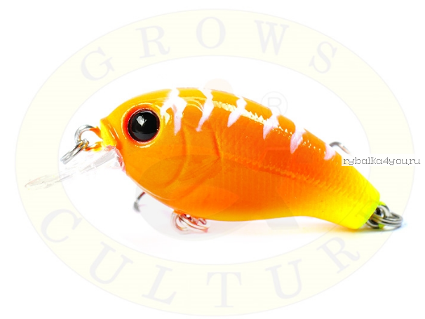 Купить Воблер Grows Culture Laker GC-1173B 35 мм / 2 гр Заглубление: 0,3-0,8м цвет: Q5