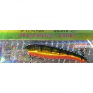 Воблер Grows Culture Track 85F GC-1009  85мм/ 7гр/Заглубление: 0,1-2 м / цвет:  Q4