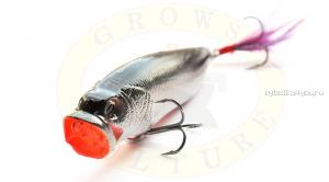 Воблер Grows Culture Поппер GC-1067B 80мм/ 12гр/ цвет:  Q1