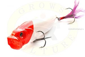 Воблер Grows Culture Поппер GC-1067B 80мм/ 12гр/ цвет:  Q3