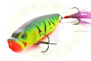 Воблер Grows Culture Поппер GC-1067B 80мм/ 12гр/ цвет:  Q6