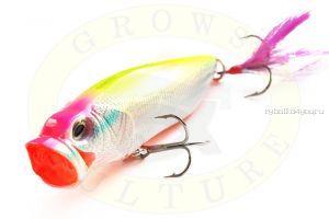 Воблер Grows Culture Поппер GC-1067B 80мм/ 12гр/ цвет:  Q7