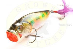 Воблер Grows Culture Поппер GC-1067B 80мм/ 12гр/ цвет:  Q9