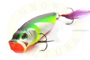 Воблер Grows Culture Поппер GC-1067B 80мм/ 12гр/ цвет:  Q10