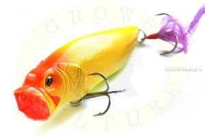 Воблер Grows Culture Поппер GC-1067B 80мм/ 12гр/ цвет:  Q11
