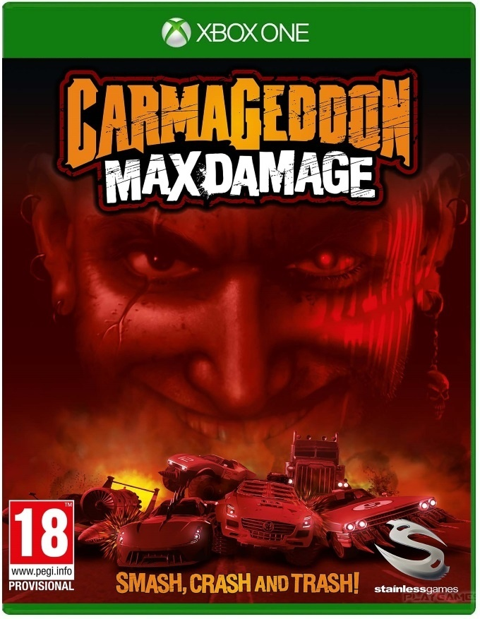 Игра Carmageddon : Max Damage (Xbox One)