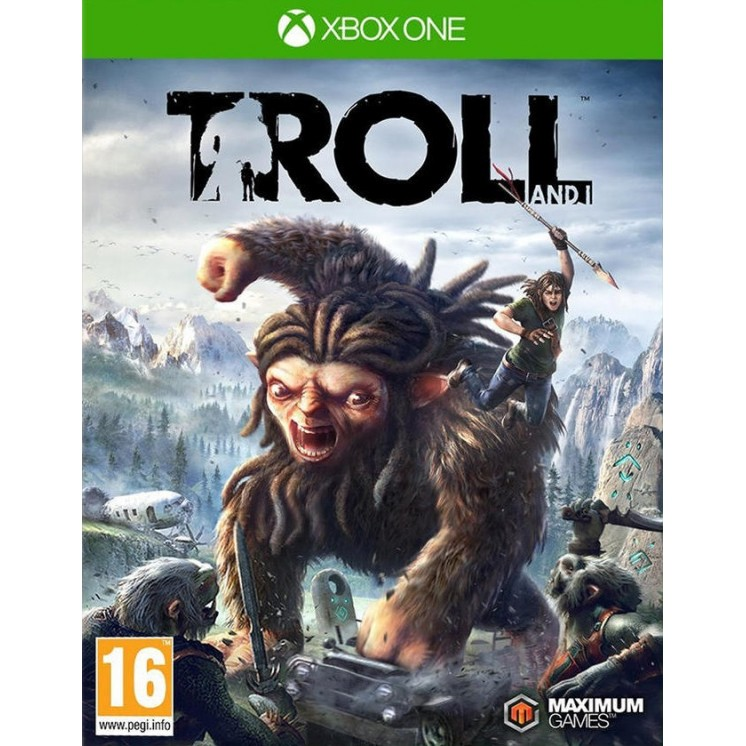 Игра Troll And I (Xbox One)