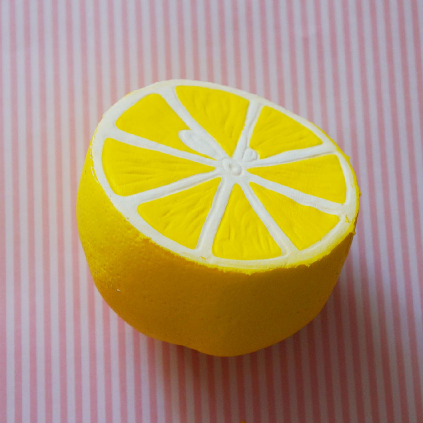 сквиши антистресс лимон купить недорого