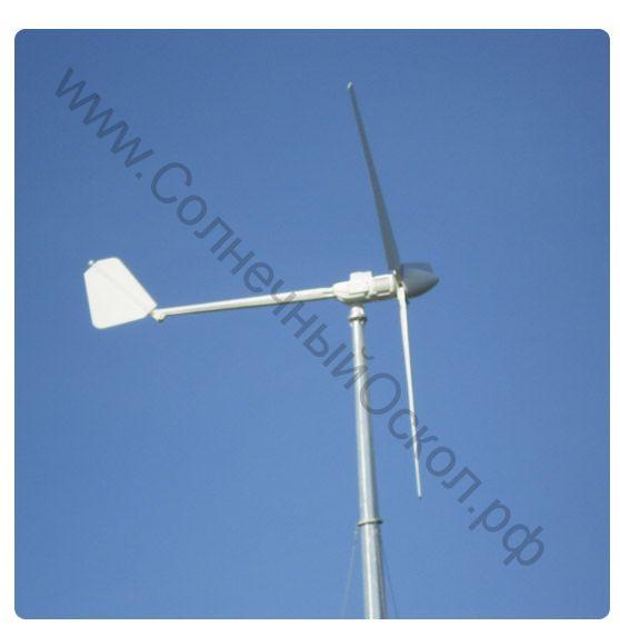Ветрогенератор 2 кВт, 24 вольта