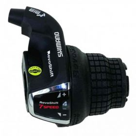Шифтер Shimano Tourney, SL-RS35, правый,  7 скоростей
