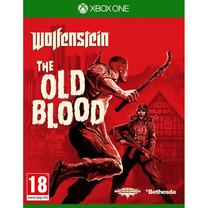 Игра Wolfenstein : The Old Blood (Xbox One)