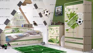 Детская комната Футбол Фанки Кидз №1