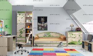 Детская комната Футбол Фанки Кидз №2
