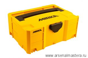 Пластиковый кейс MIRKA 400x300x158 мм MIN6532011
