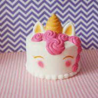 сквиш антистресс торт единорог купить недорого