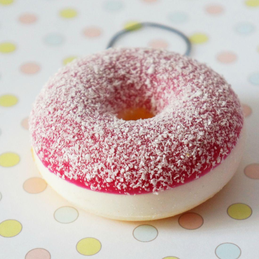 Cквиш Мммняшка 1TOY Мини-пончик
