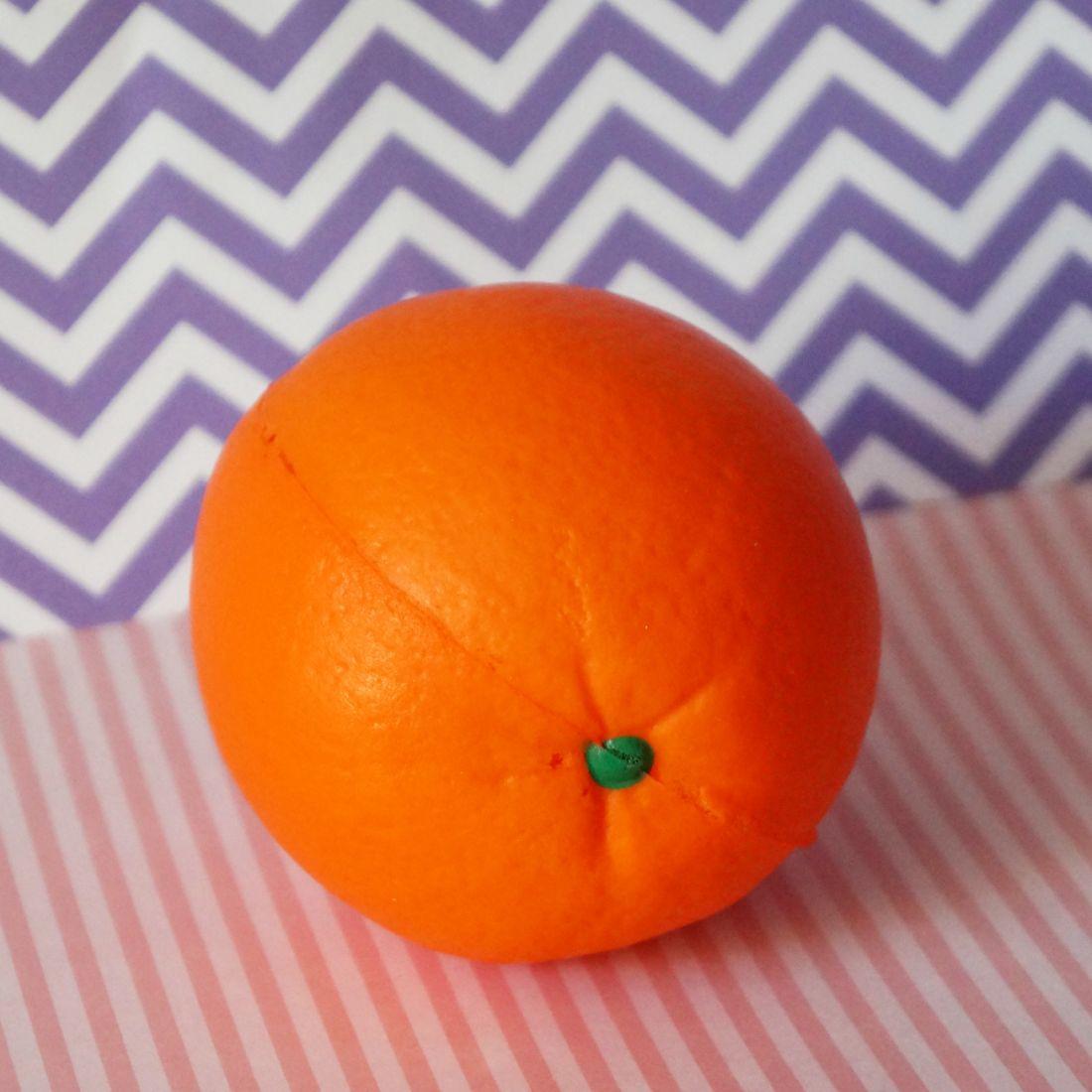 Cквиш Мммняшка 1TOY апельсин
