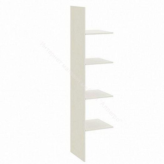 Комплект полок с перегородкой шкафа для одежды «Лючия»