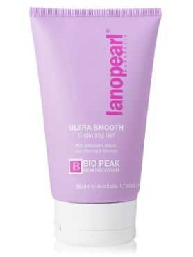 LANOPEARL Ultra Smooth Очищающий гель