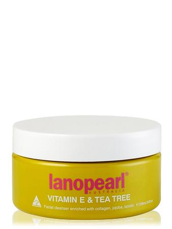 LANOPEARL Очищающее средство для лица с витамином Е