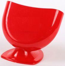 Подставка для губки красная