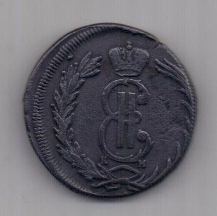 2 копейки  1771 г. XF Сибирь