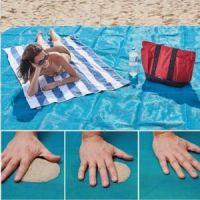 Пляжный коврик Антипесок 200х150см (1)