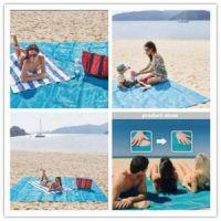 Пляжный коврик Антипесок 200х150см (4)