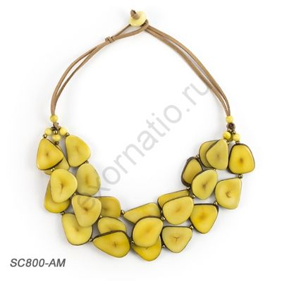 Колье TAGUA BY SORAYA SC800-AM. Коллекция Alma Necklace
