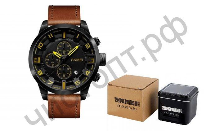 Часы наручные Skmei 1309 дата секундомер Высокое качество Водонепроницаемые !