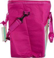 Изотермическая термосумка Sannen Bag 30 литров розовая