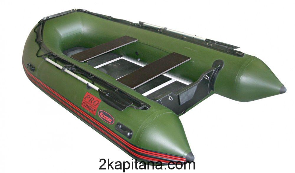 Лодка Комбат «CMB-430 Pro»
