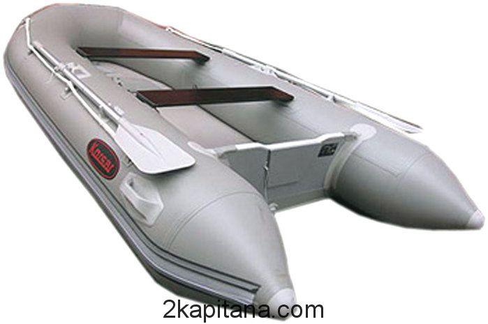 Лодка «John Silver-380E»