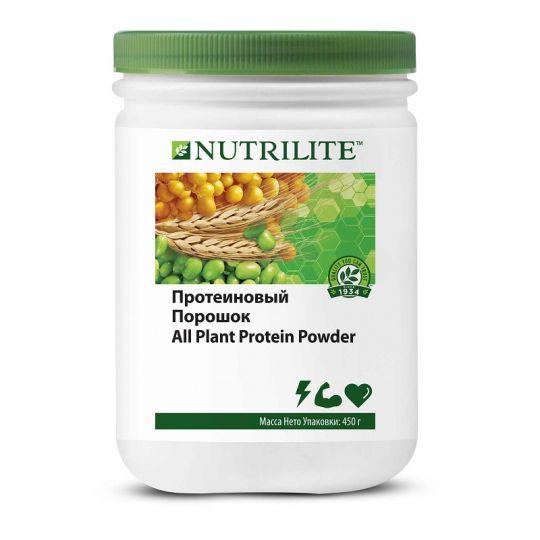 NUTRILITE Протеиновый порошок, 450 г