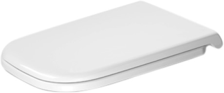 Duravit D-Code Сиденье для унитаза с крышкой без автоматического опускания 006031