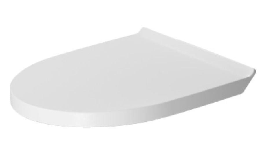 Сиденье для унитаза Duravit DuraStyle 002071 ФОТО