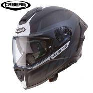 Шлем Caberg Drift Evo Carbon, Чёрно-белый матовый