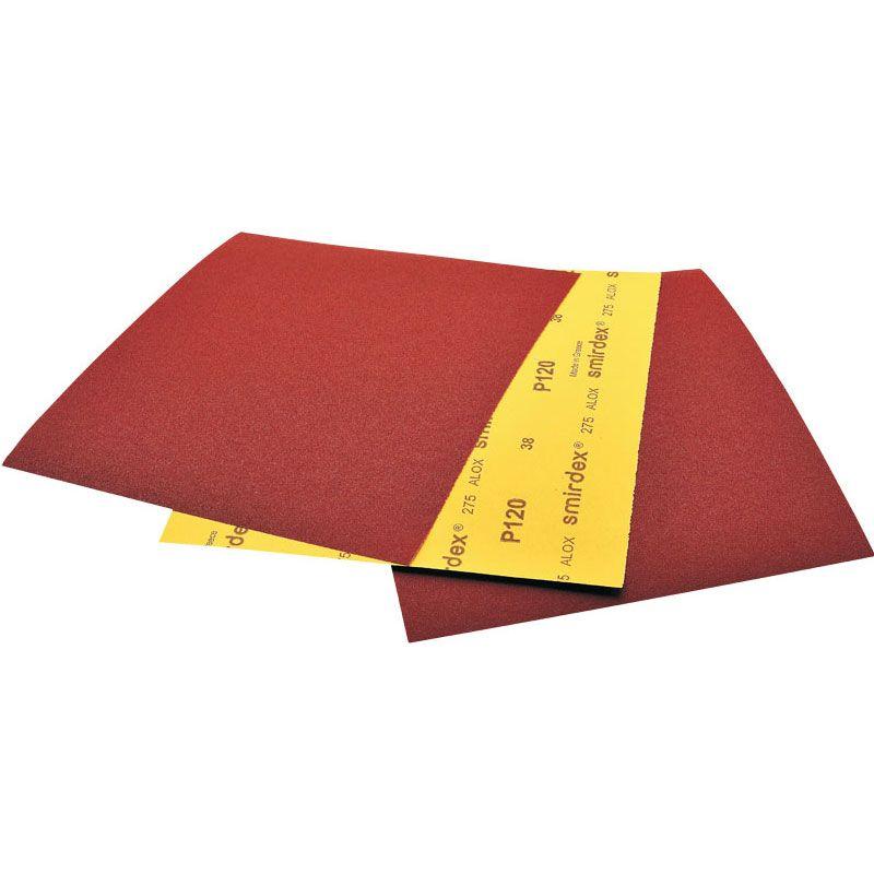 Smirdex P1200 Водостойкая абразивная бумага SMIRDEX 275, 230мм. х 280мм., (пачка 50 шт.)
