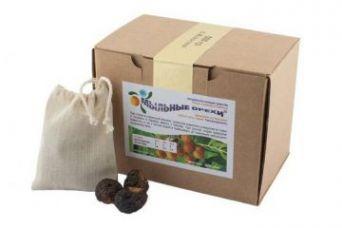Мыльные орехи S.Mukorossi, 200 гр