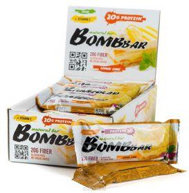 """Bombbar со вкусом """"лимонный торт"""" 60 гр"""