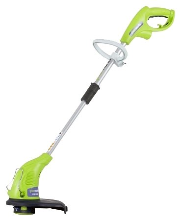 Электрический триммер Greenworks 21117 280W