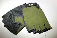 Перчатки такические защитные без пальцев