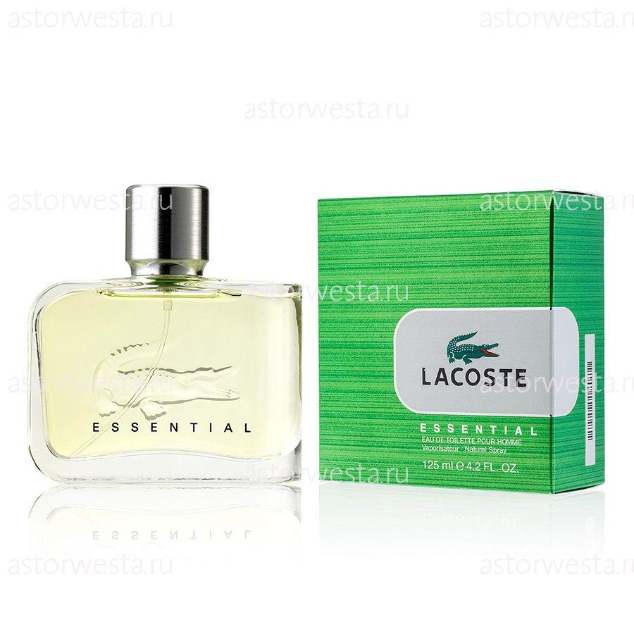Мужская туалетная вода Lacoste Essential, 125 мл (ПОД ЗАКАЗ)