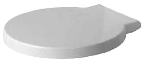 Duravit Starck 1 Сиденье для унитаза с автоматическим опусканием 006588