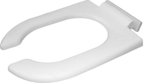 Duravit Starck 3 Кольцо сиденья для унитаза без автоматического опускания 006431