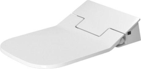 Сиденье с крышкой для унитаза Duravit с душем SensoWash Slim P3 Comforts ФОТО
