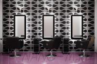 Зеркало парикмахерское Sensus с подсветкой - вид 3