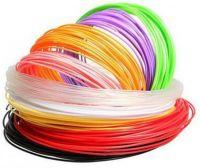 Купить Набор пластика для 3d ручки 5 цветов недорого с доставкой